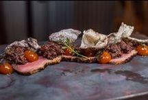 Juuri restaurant / Mistä on ravintola Juuri tehty? Aidoista mauista, rönsyilevästä intohimosta, villeistä yrteistä, puolihulluista ideoista, rakkaudesta pientuottajien työn hedelmiin sekä taidosta valmistaa niistä tavattoman maistuvaa sapuskaa. Niistä on tehty Juuri.  Authentic flavours, wanton passion, wild herbs, crazy ideas, love for artisan produce and the skill to make incredibly tasty food. This is what Juuri is made of. www.juuri.fi