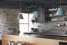 Tendance Urbaine / Des inspirations déco urbaines pour un style type loft new-yorkais.