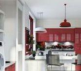 Inspiration cuisine rouge