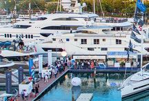 Boat show and events 2018