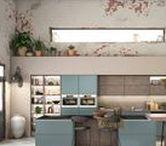 Inspiration cuisine bleue