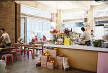 Our favourite cafes