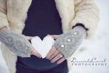 Photography Inspiration - Snow / I love the idea of photographing in the snow!