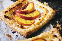 Pastries & Pies / Scrumptious pastries and pretty pies • recipes and inspiration