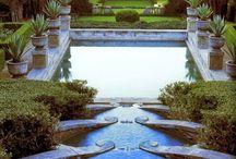 Garden inspiration / Beautiful gardens and inspiration from around the world