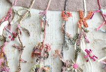 Breien en haken / Knitting and crochet
