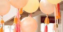 RIESENBALLONS / Deko Inspiration mit riesigen Ballons!