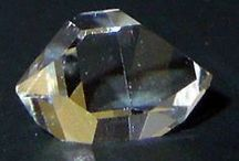 Rare and Beautiful Crystals / Herkimer Diamond quartz and other atypical and rare crystals.