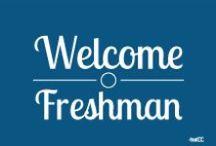 Welcome Freshman