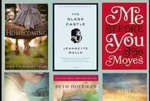 Cold Weather Reads / Cold weather and winter reads...and a few about the beach to keep you warm!