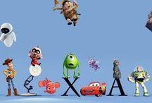 Dreamworks/Pixar/Disney