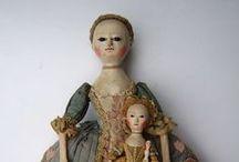 Vintage Dolls / Lovely antique and vintage dolls.