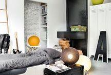 PRONKSTUK | T I E N E R S / Inspiratie voor de zolder. Leuke ideeën voor een kinderkamer met functionele oplossingen.