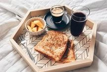 Breakfast / Petit-déjeuner / Inspirations