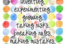 Creative quotes i like
