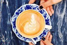 coffee + tea / because I love coffee & tea
