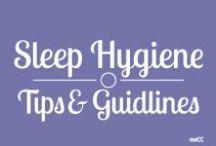 Sleep Hygiene Tips & Guidelines
