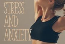 Natural Stress Busters / Some simple tips I found on Pinterest to help you fight stress and anxiety naturally; from the comfort of your own home and at little cost :)   Peace & Love <3