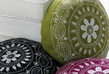 pillows & drapery / pillows & drapery