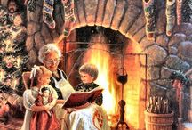 Mystery of Love / Where charity stands watching, and faith holds wide the door / The dark night breaks and glory wakes, and Christmas comes once more. ~ O Little Town of Bethlehem