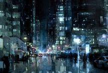 Paesaggi urbani - Cityscapes