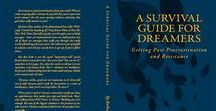 A Survival Guide for Dreamers - Getting Past Procrastination & Resistance / Barbara Sher, author of the phenomenal best-seller Wishcraft, I Could Do Anything If I Only Knew What It Was (the New York Times Bestseller) guides you through a year of daily messages - most are inspirational, more are informative, but all of them are messages that walk you through the tricky world of finishing what you start.