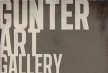 Gunter Gallery works / Online art gallery. Art has never been so close to you