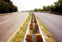 Guard Rail / Whether your project calls for a few feet of wooden barrier guard rail on the corner of your property or miles of busy state highway guard rail, we can handle the job. Premier Fence owns and operates our own guard rail installation equipment. Please call one of our professionals to quote your project.