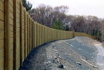 Sound Barriers / Premier Fence has the experience to handle your toughest sound barrier projects. Our experienced crews and project managers can handle your commerical or residential projects. Please ask your consultant for more information on our completed and current projects.