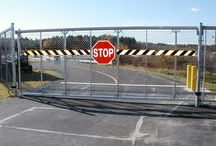 Automated Gates / Premier Fence Automated Gates and barrier gates allow for the privacy and security of your facility.