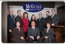 McGuire Financial Services / A list of Financial services we offer and how we can help to become Debt Free! Please also feel free to call our Office at (780) 462-1289 to speak to our advisers about any services and how we can help you!