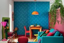 Home, sweet home / Decoração, arquitetura, design