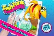 A Fish Tank Freedom Run – Fish Game IOS for iPhone and iPad Air / Fish Game IOS for iPhone and iPad Air - Come Join the Fun!