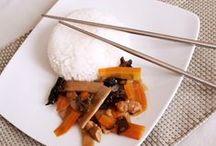 Asian recipes - recettes asiatiques / All of my great recipes from asia ! Toutes mes plus belles recettes  d'origine asiatique