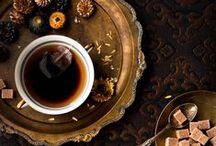 Café ou le Thé ? / Voulez-vous le café ou le thé? / by Désirée