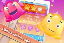 A Jelly Slice Mania – Puzzle Game for iPhone and iPad / New & Exciting Puzzle Game for iPhone and iPad.