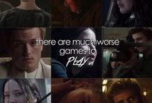 """There are worse games to play...."" / by Ruby Rivas"