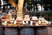 Menjars i festes / presentaciones de meses y decoraciones