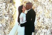 Celebrity Weddings / See how celebs are celebrating the big day