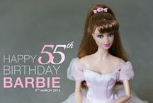 ~Barbie`s~ / by ~♥Renee' Ruby~Rathfelder♥~