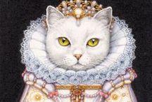 Kitties / by 🌹**~ Jane Lodise ~**🌷