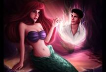 Mermaids / Fantasy / by Rosa Vinas