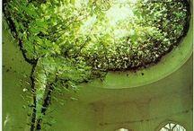 Garden Dreamz / Ihania puutarha-aiheisia haaveita
