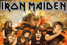IRON MAIDEN / IRON MAIDEN Fan Art.