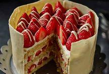 La Dolce Vita / Dessert! / by Sanchia Danielle