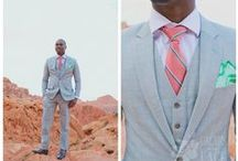 Details: Groom Attire / Wedding day attire ideas for the groom