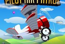 Ace Stunt Pilot Air Patrol / Are you the next flying Dare Devil to take on the challenge of the Skies?