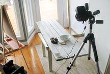 Food Photography Set up / Food photography set up tips.