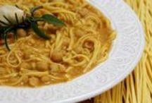 Veggie recipes - Recettes végétariennes / Recipes without meat or fish - Recettes sans viande ni poisson