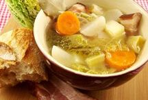 Soupes, potages, veloutés - Soups recipes